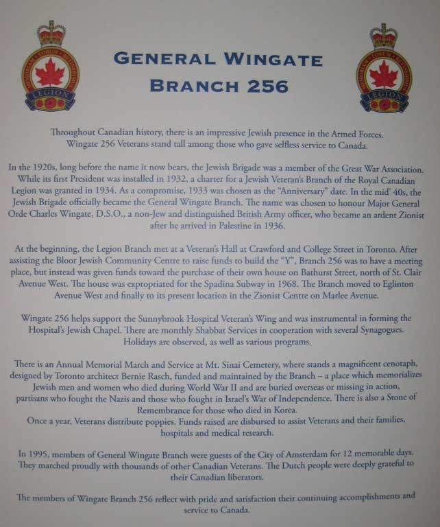jewish singles in wingate Genealogy profile for maj gen orde wingate  wingate became known to the jewish men he commanded  of 1943 in groups ranging from single.